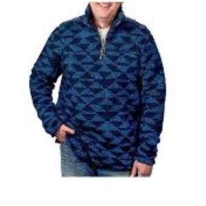 Grizzly Sherpa 1/4 Zip With Pockets Pullover